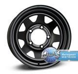 DOTZ 4X4 STAHLRADER Dakar dark R15 / 6.0J PCD 5x139.7 ET 0.0 ЦО 110.0 Стальной / Черный