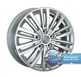 Legeartis Optima VW136 R16 / 6.5J PCD 5x112.0 ET 42.0 ЦО 57.1 Литой / Серебристый с полированной лицевой поверхностью