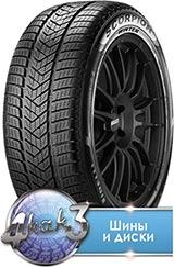 Pirelli SCORPION WINTER 235/65R19  109V