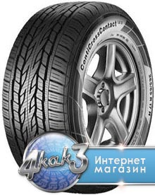 Continental ContiCrossContact LX2 235/65R17 108 H