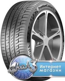 Continental ContiPremiumContact 6 225/50R17 94 V