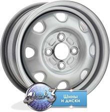 Колёсный диск Accuride-Mefro Wheels ВАЗ-оригинал ВАЗ-2170 Приора R14 / 5.5J  PCD 4x98 ET 35 ЦО 58.6 Стальной/Серебро