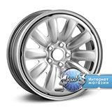 Колёсный диск ALCAR HYBRIDRAD 130200 R16 / 6.5J PCD 5x100.0 ET 48.0 ЦО 56.1 Стальной / Серебристый