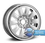 Колёсный диск ALCAR HYBRIDRAD 131500 R15 / 6.0J PCD 5x100.0 ET 38.0 ЦО 57.1 Стальной / Серебристый