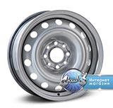 Колёсный диск Magnetto 13001 R13 / 5.0J PCD 4x98.0 ET 35.00 ЦО 58.60 Стальной / Серебристый