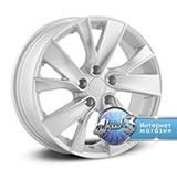 Колёсный диск Replica H OP23H R16 / 6.5J PCD 5x105.0 ET 39.00 ЦО 56.60 Литой / Серебристый