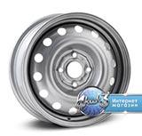 Колёсный диск TREBL 53B35B R14 / 5.5J PCD 4x98.0 ET 35.00 ЦО 58.60 Стальной / Серебристый