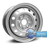 Колёсный диск ТЗСК VAZ 2112 R14 / 5.5J PCD 4x98.0 ET 35.00 ЦО 58.50 Стальной / Серебристый