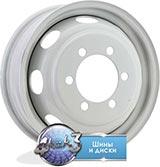 Колёсный диск ГАЗ Газель-2123 R16 / 5.5J  PCD 6x170 ET 105 ЦО 130 Стальной/Металлик