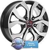 Колёсный диск Remain Lifan X60 (R164) R16 / 6.5J  PCD 5x114.3 ET 45 ЦО 60.1 Литой/Алмаз-черный