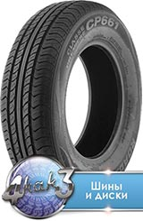 Шина Roadstone CP 661 205/70R15 96T