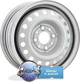 Колёсный диск TREBL 42B40B P R13 / 5J  PCD 4x98 ET 40 ЦО 58.6 Стальной/Silver