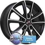 Колёсный диск Alcasta M15 R13 / 5.5J  PCD 4x98 ET 35 ЦО 58.6 mbf