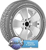 Шина BFGoodrich G-FORCE WINTER 2 195/55R15 85H