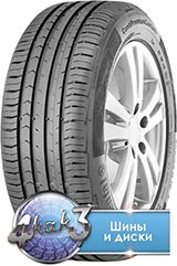 Шина Continental ContiPremiumContact 5 165/70R14 81T