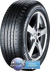 Шина Continental ContiEcoContact 5 165/60R15 77H
