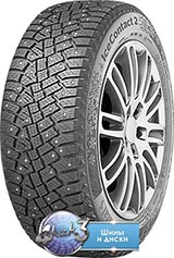 Шина Continental ICE CONTACT 2 175/65R15 88T