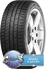 Шина General Tire ALTIMAX SPORT 195/45R16 84V