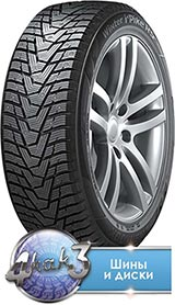 Шина Hankook Winter i*Pike RS2 W429 155/65R13 73T