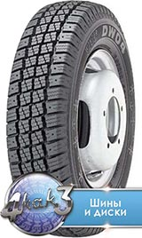 Шина Hankook Winter RADIAL DW04 5R12C 83/81P
