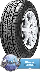 Шина Hankook Winter RW06 195/75R14C 106/104R