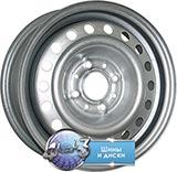 Колёсный диск SDT U5035B R14 / 5.5J  PCD 4x98 ET 35 ЦО 58.6 silver