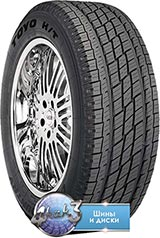 Шина Toyo Open Country H/T 255/65R16 109 H